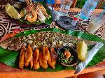 Immersion dans 'O'Haïra Walet Foods', le restaurant qui attire députés, footballeurs, expatriés