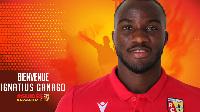 Franck Haise l'entraîneur du RC Lens est enthousiaste pour Ganago