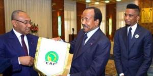 Interview Etoo Cameroonweb