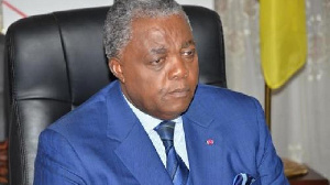 Rene Sadi, ministre de la Communication