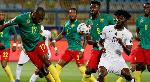Des joueurs camerounais et ghanéens