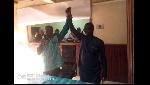 Mamadou Mota et Maurice Kamto