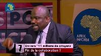 Armand Okol fait désormais partie du bureau politique du PCRN
