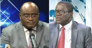 Face à face Pr Jean Bahabeck vs Messanga Nyamding