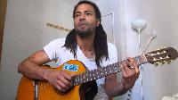 Artiste musicien camerounais, Christopher Giroud