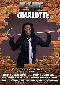 L'humoriste Camerounais, Charlotte Ntamack