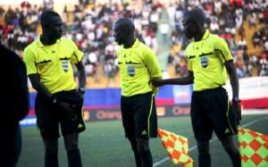 Arbitres Camerounais