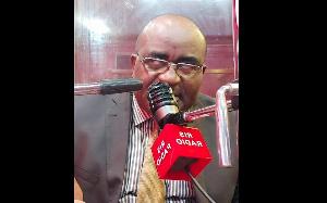 Messanga en direct du RIS FM