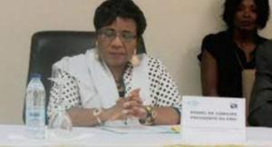 Rose Mbah Acha, ministre chargé du Consupe