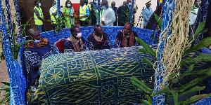 Le cercueil du Sultan