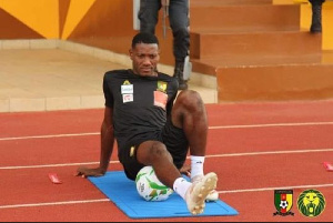 Samuel Kotto Junior Camerounweb