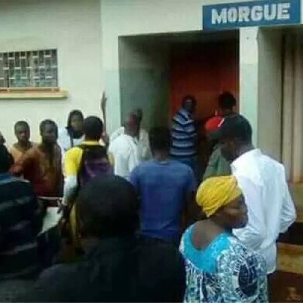 Grève du personnel de santé: des morgues fermées jusqu'à nouvel ordre