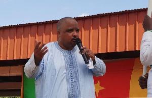 Joshua Osih député du SDF à l