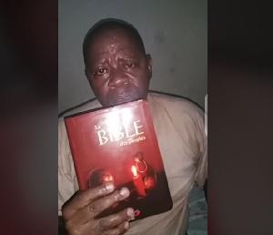 Le journaliste Emmanuel Mbombog Mbog Matip