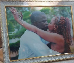 People: Majoie Ayi et Edoudoua Non glacé  en relation amoureuse