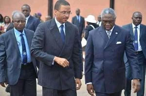 Franck Biya, pressenti futur président du Cameroun