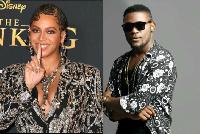 Beyonce et Salatiel