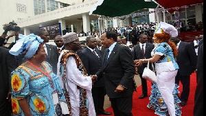 Le régime Biya au pouvoir depuis 38 ans