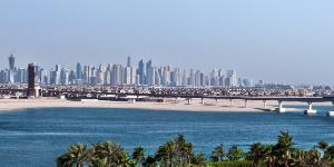 La ville de Dubaï