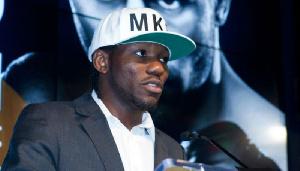 Hassan Ndam nouveau champion du monde WBA