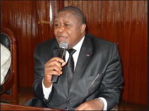 Jean Claude Tsila, Préfet du Mfoundi