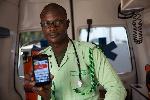 L'invention qui réduit le temps de réponse des ambulances de 56% est au Cameroun