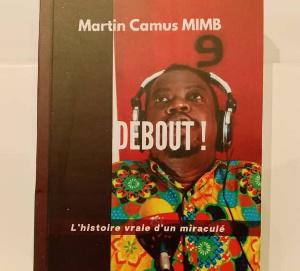 Martin Camus Minb, journaliste sportif