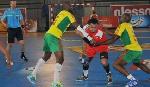 Les handballeurs camerounais