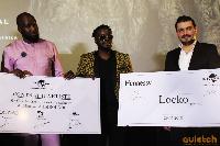 Le chanteur camerounais signe chez la firme africaine du label américain