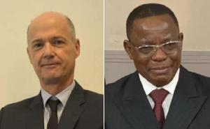 Dscussions secrètes entre Kamto et l'ambassadeur Christophe GUILHOU
