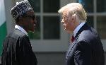 Nigeria's President, Muhammadu Buhari and US President Donald Trump