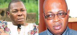 Dieudonné Essomba et Owona Nguini