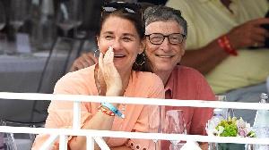 Belinda et Bill Gates