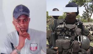 Un militant du MRC arrêté pour avoir aidé un élément du BIR à déserter
