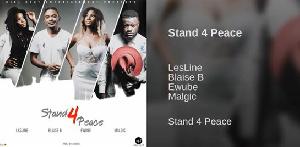 Capture d'écran de la vidéo 'Stand4Peace'
