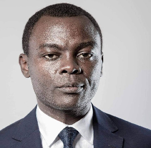 Bibou Nissack, porte parole de Maurice Kamto