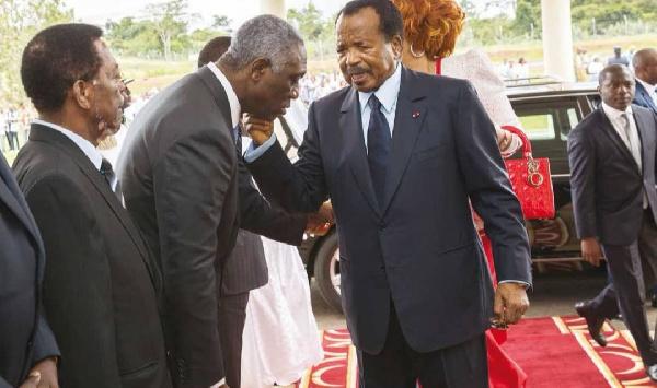 Paul Biya désigne Samuel  Mvondo  Ayolo pour organiser la transition