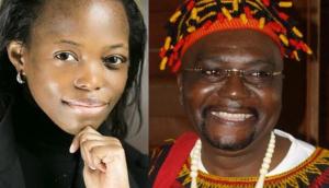 Nadia Fotso a écrit une lettre au ministre Atangana Mebara