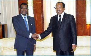 La Guinée Equatoriale sollicite l'aide du Cameroun