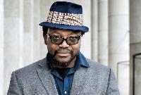 Le cinéaste et auteur camerounais Jean-Pierre Bekolo