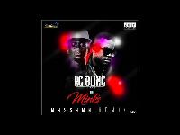 Le rappeur Gabonais ft Mink's