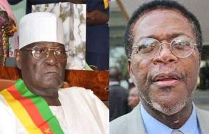 Cavaye Yeguie Djibril et Jean Nkuete