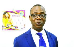Pierre Joseph Fouda, DG de l'hôpital central de Yaoundé