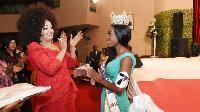 Miss Cameroun 2018 et la première dame camerounaise