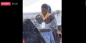 Les obsèques de Ibrahim Mbombo Njoya