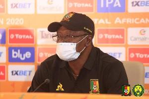 Ndtoungou Mpilé coach des Lions A'