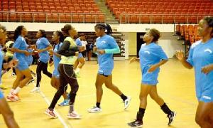 Equipe féminine de Handball