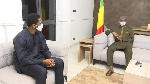 Samuel Eto'o -Goita: voici les détails d'une rencontre inattendue