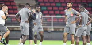 Ce jeudi, ils s'entraîneront au stade Ahmadou Ahidjo