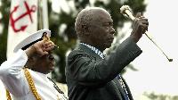 Il avait pris le pouvoir après la mort du père de l'indépendance, Jomo Kenyatta